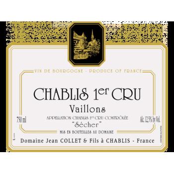 Chablis 1 er Cru Vaillons...