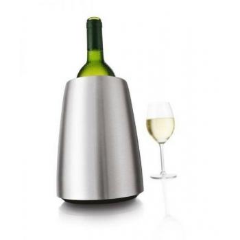 Cooler stalowy Elegant Vacu Vin