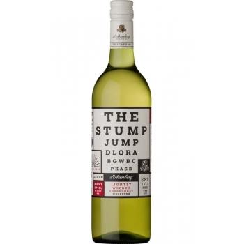 The Stump Jump Chardonnay...