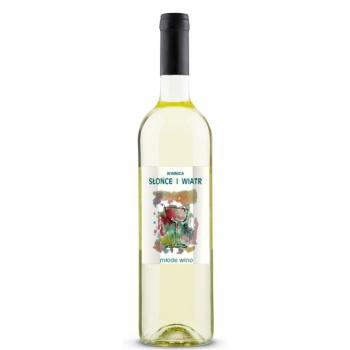Młode Wino Białe - Winnica...