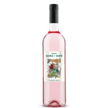 Młode Wino Różowe - Winnica...