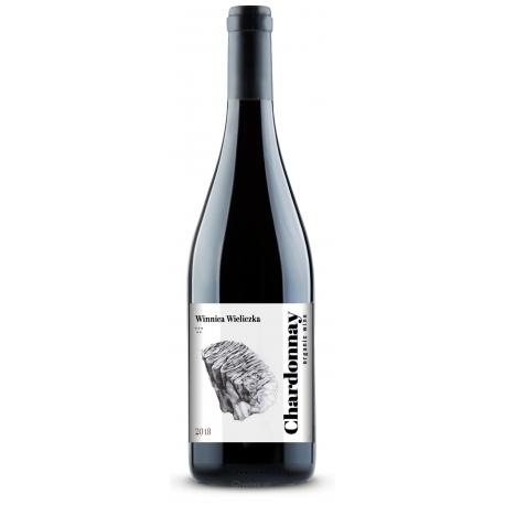 Chardonnay - późny zbiór Winnica Wieliczka