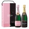 """Champagne Lanson Zestaw """"Tokyo"""