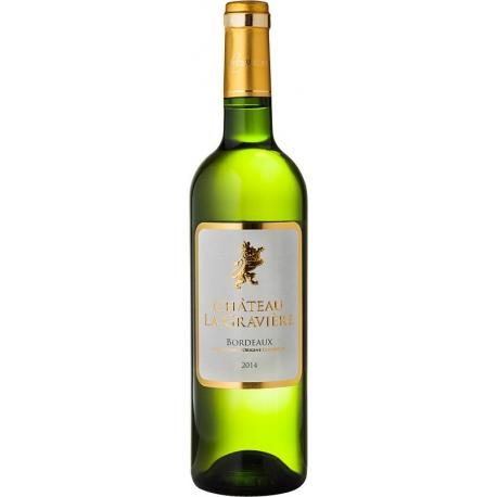 Château la Graviere Blanc Bordeaux AOC 2015