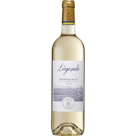 Légende Blanc Bordeaux AOC