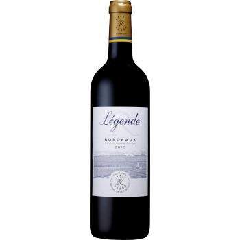 Légende Rouge Bordeaux AOC