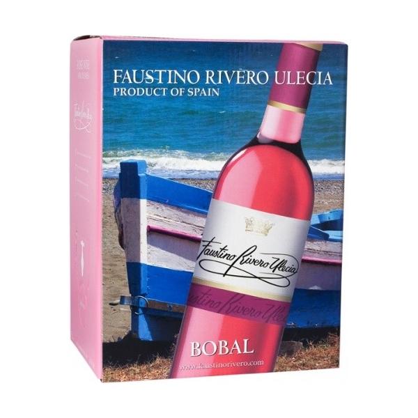 Faustino Rosado Bobal karton 5l.