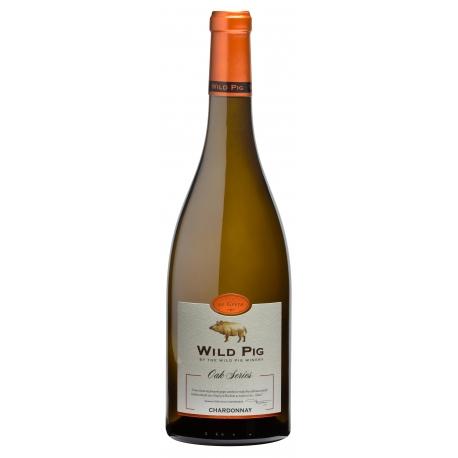 Wild Pig Chardonnay Oak Series Pays d`Oc IGP