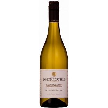 Lawson's Dry Hills White Label Sauvignon Blanc  Marlborough