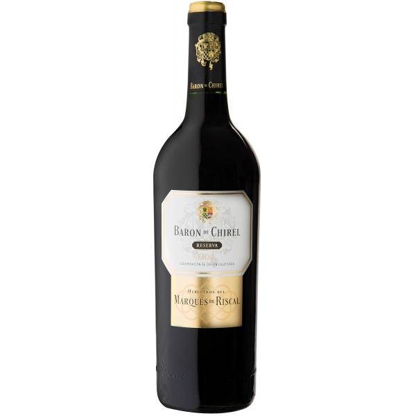 Marques de Riscal Baron de Chirel  Reserva Rioja DOCa 2014