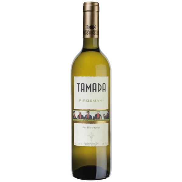 Tamada Pirosmani White