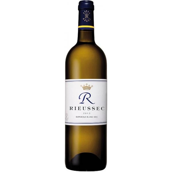 """Château Rieussec """"R de Rieussec Blanc Sec Bordeaux AOC 2018"""