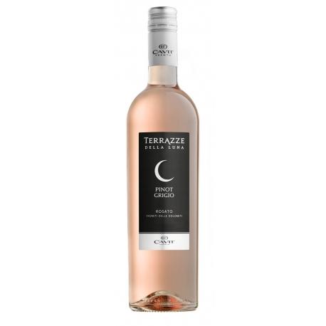 Terrazze della Luna Rosato Pinot Grigio Vigneti Delle Dolomiti DOC