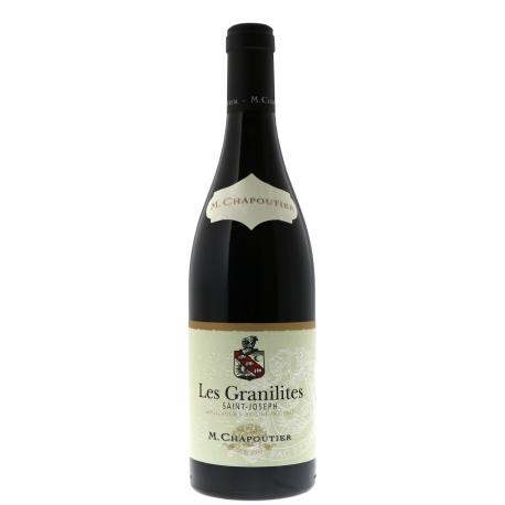 Chapoutier Prestige Granilites Rouge Saint-Joseph AOP Bio Organic
